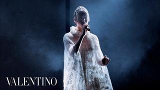 Valentino | FKA Twigs Live Performance x #ValentinoMenFW20