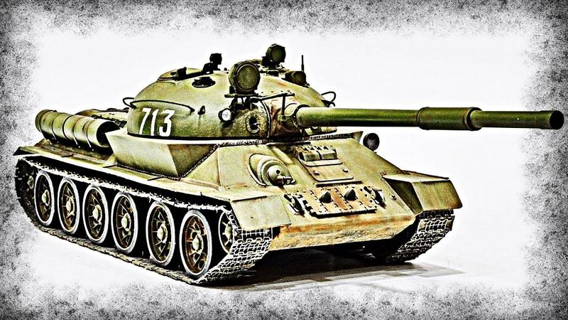 Уникальный Т 34 С Башней От Т 62