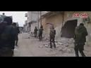 وحدات الجيش تمشط بعض أحياء معرة النعمان بع 1