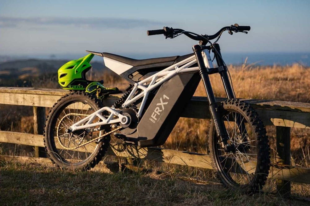 Электроцикл Ubco FRX1