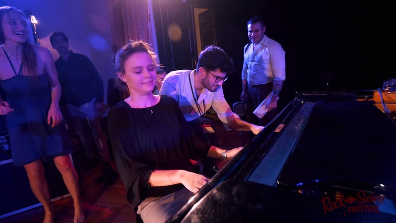 RTSF 2020 Hep Cats Night (Friday) – Unexpected, mesmerizing, epic Piano Boogie (Stephanie Bieler)