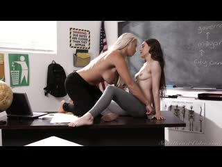 Big Tits, Sex, Tattoo, School Girl, Kissing, Pussy Fingering, Pussy Licking, Lesbian, Trimmed Pussy, Natural Tits, 1080p