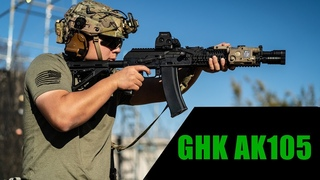 GHK Ak105 Alpha with Full travel kit