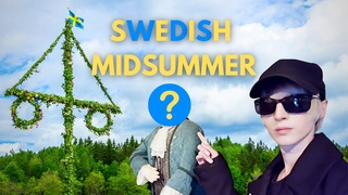 How to Celebrate Swedish Midsummer (Northern Sweden VLOG)   #YOHIODaily 011
