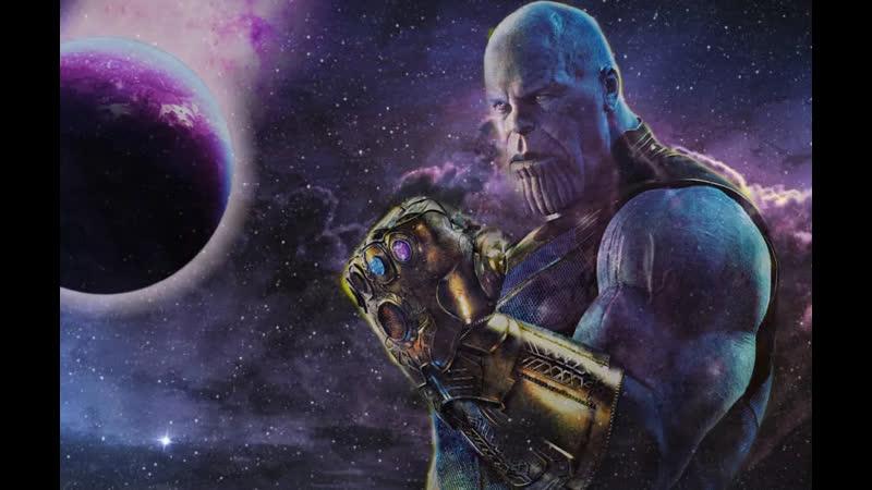 Последствия щелчка Таноса через вселенные MARVEL DC SERIES