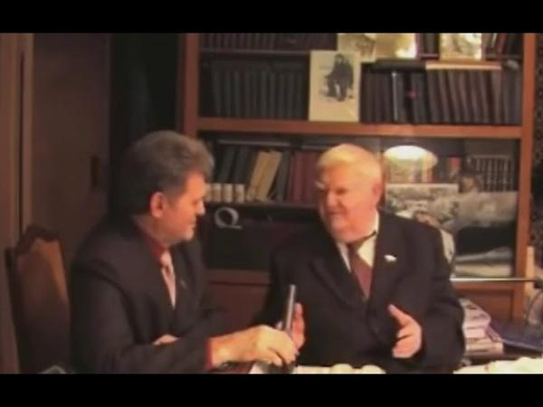 Бывший разведчик Жухрай В о Горбачёве фрагмент интервью 2010 года