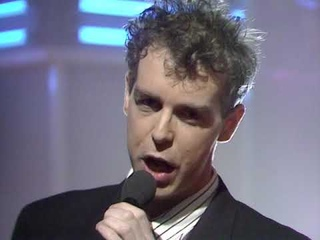 """Pet Shop Boys - """" Always On My Mind """" .  Top Of The Pops 10/12/1987 ."""