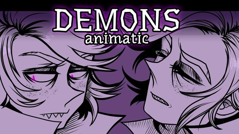 DEMONS ANIMATIC DREAMophrenia PMV Animation 2020