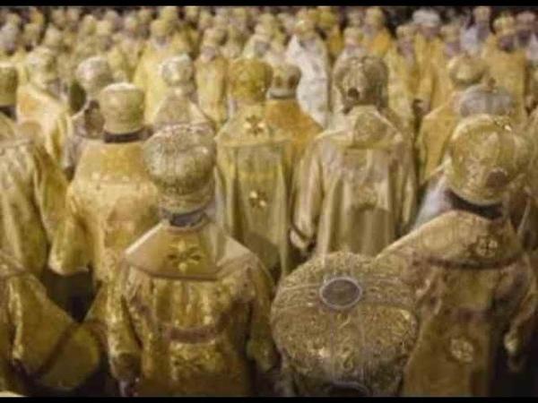 ПАДЕНИЕ ДУХОВЕНСТВА Пророчества Старца Иеронима Санаксарского