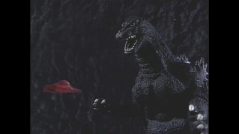 KaijuKeizer Остров Годзиллы Godzilla Island 1996 ep115 rus sub