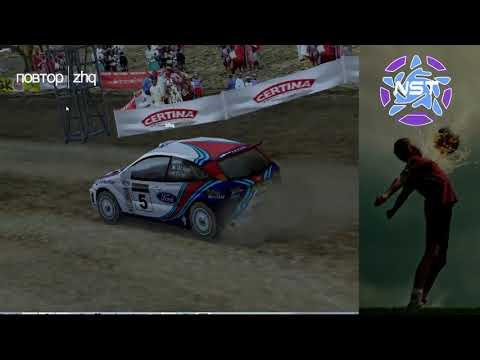 Colin McRae Rally 2 0 Safari Rally mafuta