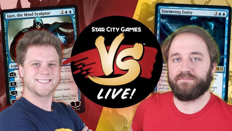 VS Live Sultai Control VS Izzet Prowess Modern Match 2