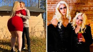 САМЫЕ СТРАННЫЕ И НЕОБЫЧНЫЕ ПАРЫ В МИРЕ. Топ 7 самых шокирующих пар в мире.