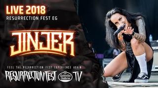 Jinjer - Live at Resurrection Fest EG 2018 (Viveiro, Spain) [Full Show, Pro-Shot]
