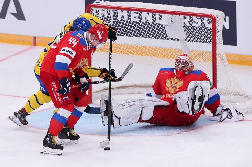 Россия по буллитам обыграла Швецию на Кубке Первого канала (Видео)