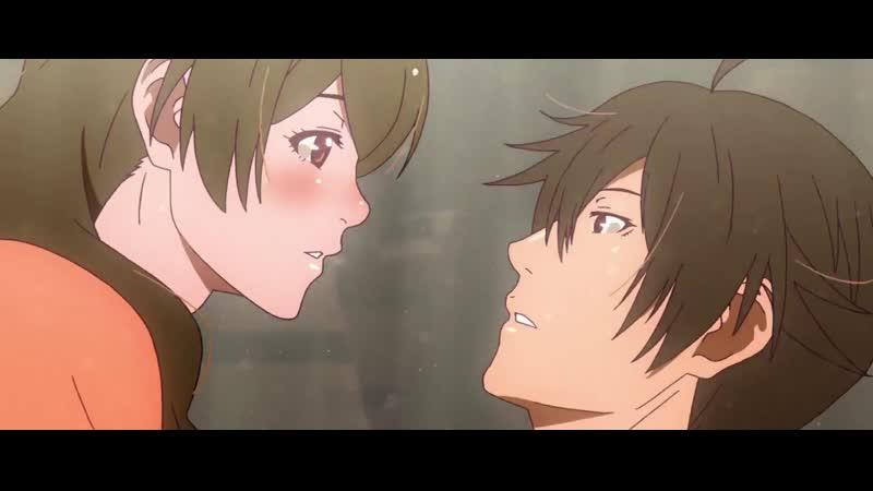 Anime365 Ням ням момент из аниме Kizumonogatari III Reiketsu hen