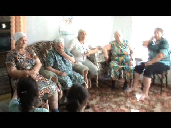 Этнографическая экспедиция В Вознесенский край за песнями