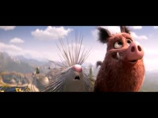 """Мультфильм """"Волшебный парк Джун"""" (2019) - Русский трейлер 2"""