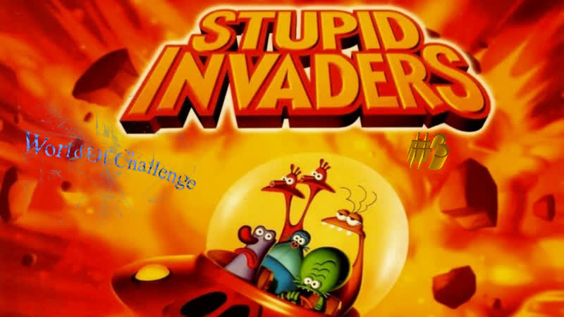 Project Stream Stupid Invaders 3