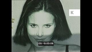 1990s London, Bra Billboard Advertisement