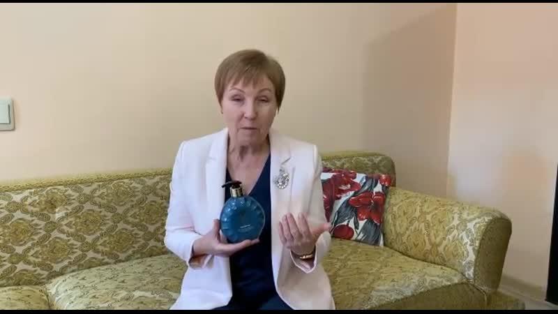 Видео отзыв о шампуне Турсия от Нуга Бест