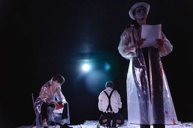 «Человек-подушка» THE Театра, изображение №5