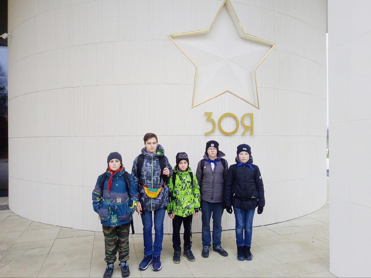 Поход - экскурсия в Петрищево
