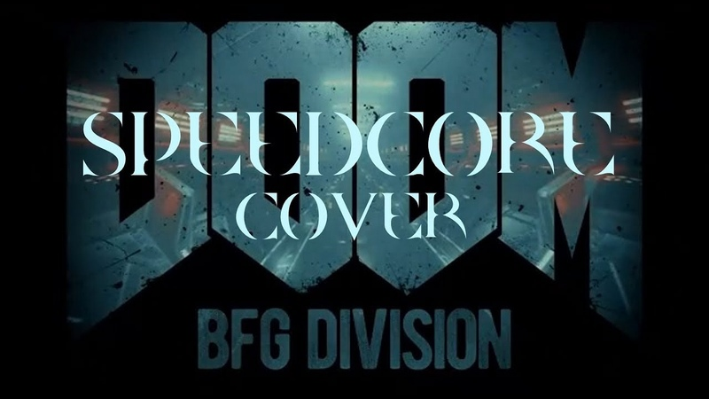 MICK GORDON BFG DIVISION SPEEDCORE COVER