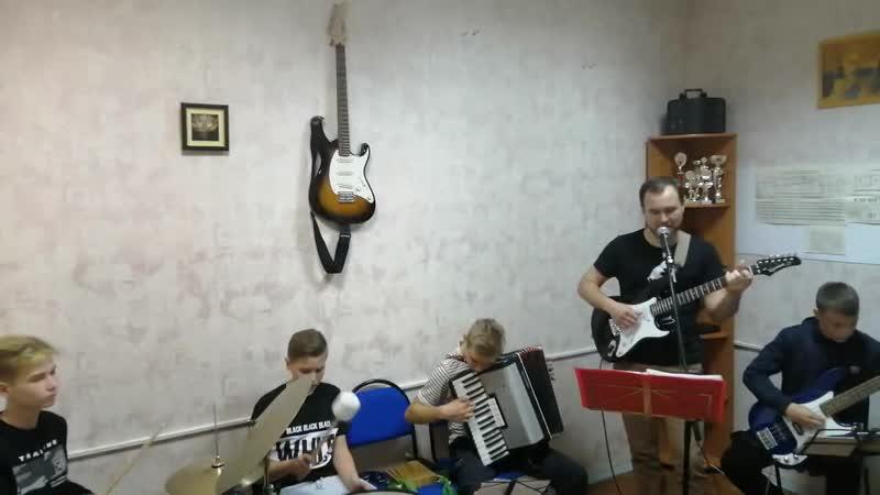 Ансамбль Карамбола песня группы Metallica Nothing Else Metters