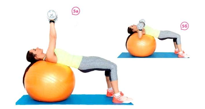 Упражнения для красивого бюста, изображение №6