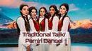 Ансамбль НУР   Traditional Tajik Pamiri Dance  Ракcи Помери  Песня - Мадина Акназарова