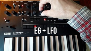 Korg Monologue_without words_sound demonstration_Part-2