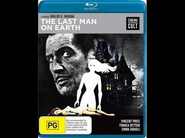 Последний человек на Земле / The Last Man on Earth - фантастический фильм ужасов