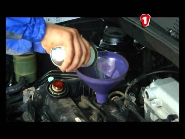 Нанозащита двигателя от PRO TEC на 1 Avto TV