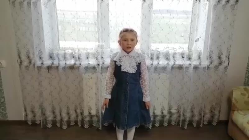 Наталья Кубашева 7лет село Алнаши