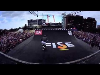"""Scooters @ FISE 2014 - """"King Of Spine"""" by FASEN"""