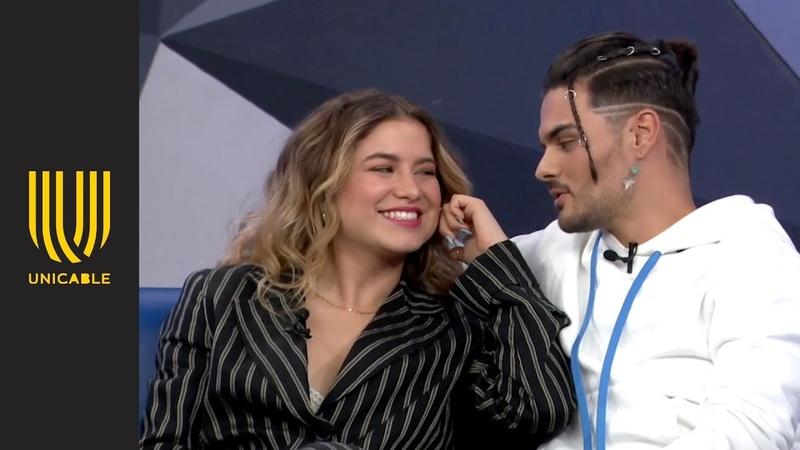 ¿Cuál es la verdadera relación entre Sofía Reyes y Abraham Mateo Montse Joe Unicable