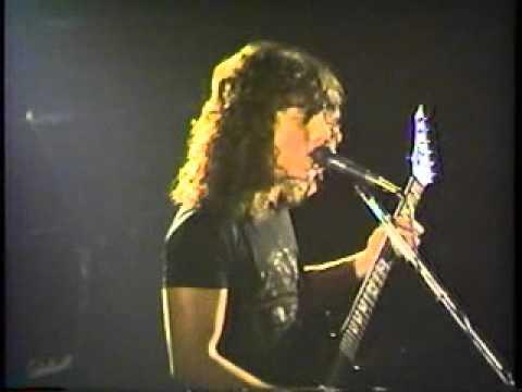 Death live at Blondie's Detroit MI 12 17 88