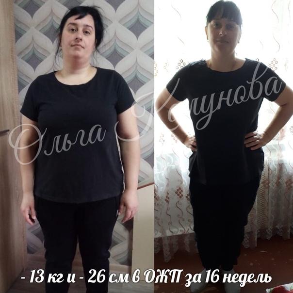 Фото девушек которые сбросили вес