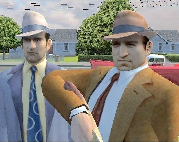 Ч�о �казал �бий�а Томми, пе�ед �ем, как �би��..   ��еленна� Mafia ...