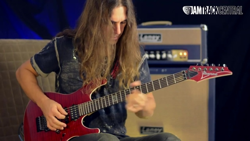 Kiko Loureiro Sounds Of Innocence - Mae Dagua at jamtrackcentral com