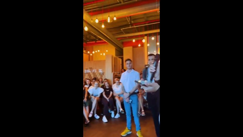 Видео от KSENIA BAIKALOVA