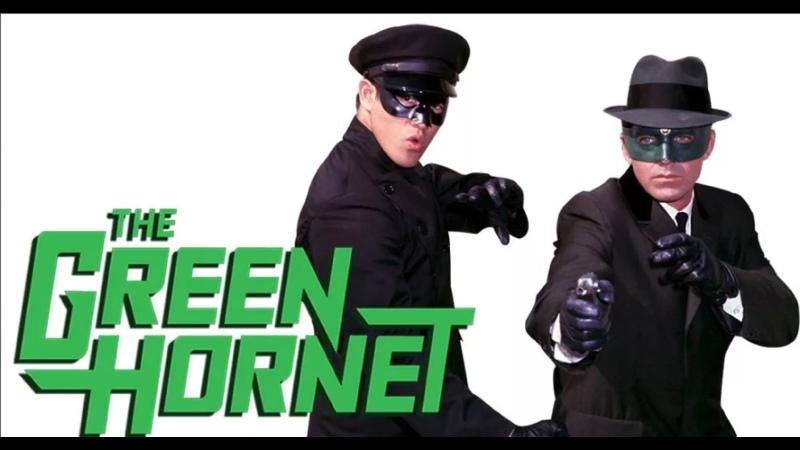 VHS навсегда Зеленый Шершень сериал 1966 Брюс Ли