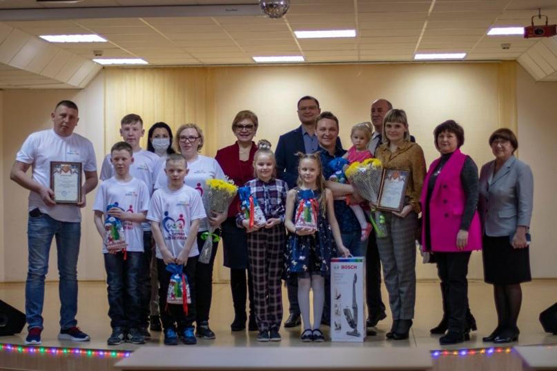 Лучшую многодетную семью выбрали в Новотроицке