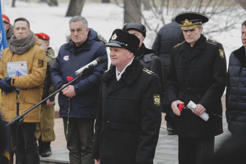 В Нижнем Новгороде отметили День моряка-подводника, изображение №9