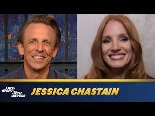 Джессика Честейн в фильме 355 | Русские субтитры. #джессикачестейн #jessicachastain