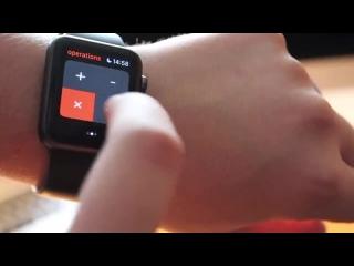 [Яблочный Маньяк] Apple Watch для учебы