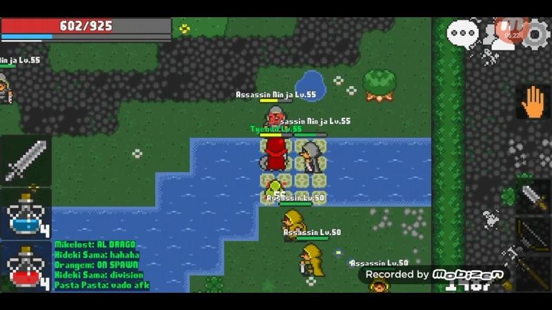 3 секретнах местах в игре Rucoy Online
