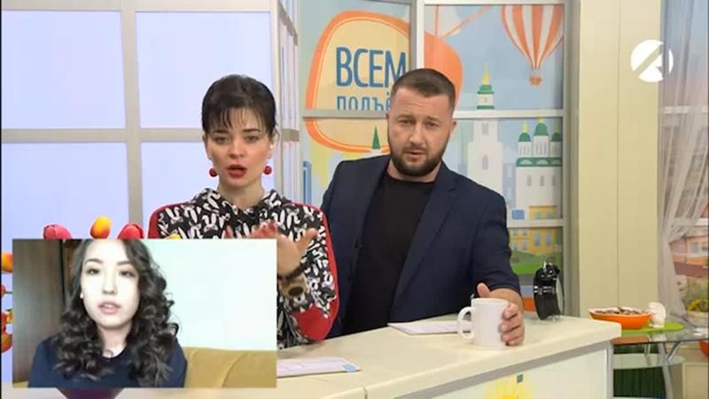 Дети Каспия - победители полуфинала Юнармейской лиги КВН