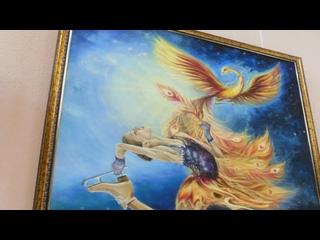 Молодежная выставка в Луганске